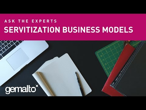 Ask the Experts Webinar | Servitization Business Models