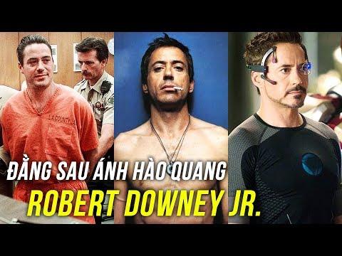 ROBERT DOWNEY JR. - Từ kẻ nghiện rượu đến vị tỷ phú công nghệ MCU