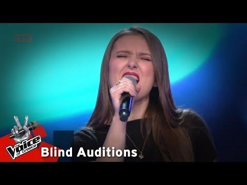 Μαρία Ζυγομάνη - New rules | 7o Blind Audition | The Voice of Greece