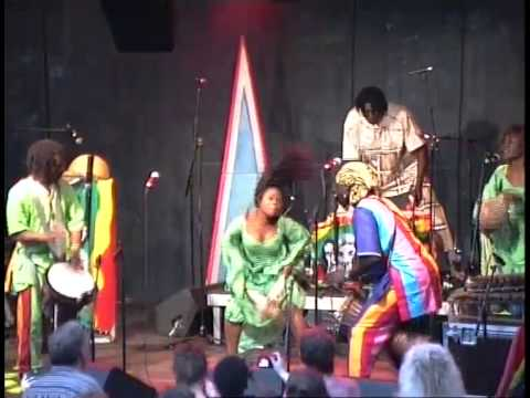 World-Music-Festival 2009 - Mama Afrika