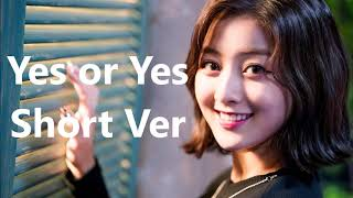 Twice - YES or YES (short version)