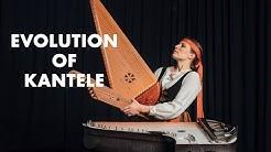 Ida Elina - Evolution of Kantele (Finnish Harp)