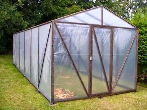Polytunnel Greenhouse Growing From Start To 3 Months Doovi