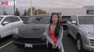 2013 Porsche Cayenne Diesel review @insertmag.ca