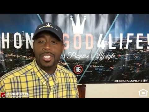 """Interview with Tim Johnson """"TIMHOTHEUS,"""" founder of Honor God 4 Life apparel"""