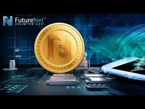 FutureNet News Update  WEBINAR english 16. March 2017 (Event, New Features & FuturoCoin)