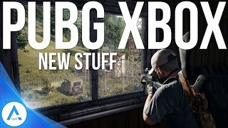 PUBG Xbox Update: Patch Notes - Test Server Returns, New Weapons, Vehicles & More!