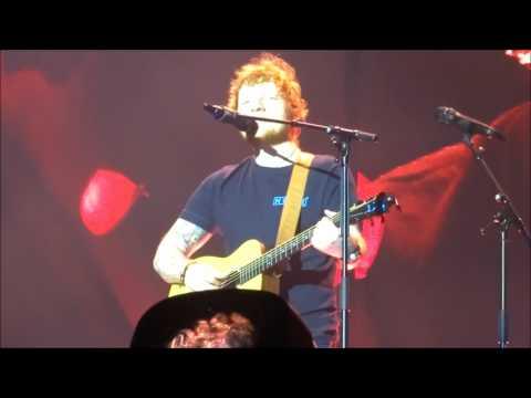 Ed Sheeran - Perfect @ Esplanada do Mineirão, Belo Horizonte 30/05/17