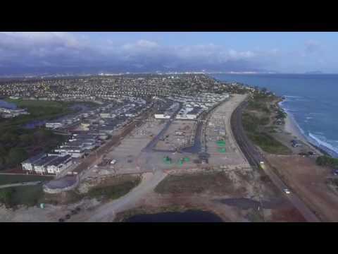 Drone-Ewa Beach-Hawaii
