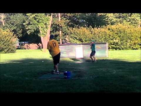 Ty Gonzalez Strikeouts vs PF Flyers