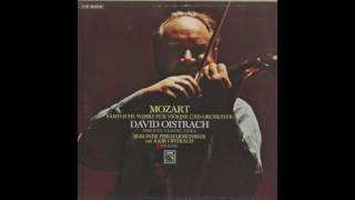 Silent Tone Record/モーツァルト:ヴァイオリンと管弦楽のための曲集/協奏曲1~5番,他/ダヴィッド・オイストラフ指揮ベルリン・フィルハーモニー管弦楽団、イーゴリ・オイストラフ