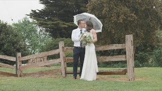 Annelise and Casey's Wedding Ceremony Highlights