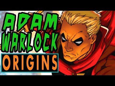 History of Adam Warlock
