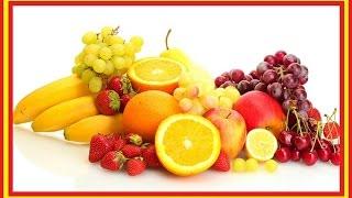 ►Изучаем Овощи Фрукты Ягоды.Развивающее видео для детей