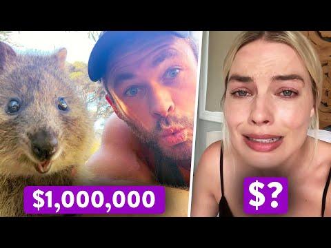 The Biggest Celebs Donations to Australia's Bushfires |⭐ OSSA