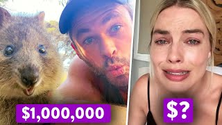 The Biggest Celebs Donations to Australia