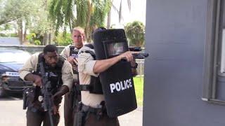 Ride Along: Miami-Dade's Priority Response Team