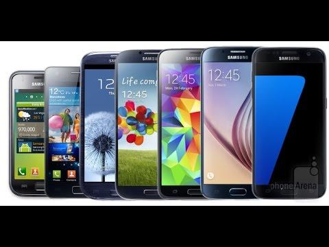 Evolusi 7 Tahun Samsung Galaxy S Series - Galaxy S hingga S7