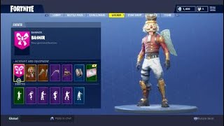 Fortnite Rare OG skins blacknight crackshot candy axe RARE SKINS Sell/Trade