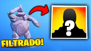 *FILTRATED* THE SECRET STORY OF FORTNITE'S GIANT ROCK MAN!! 😱💗