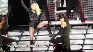 Madonna   Candy Shop @ Sticky & Sweet Tour Paris Barcelona Montage
