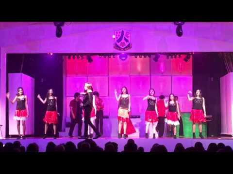 Crocodile Rock, Disco Inferno the musical 2017