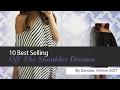 10 Best Selling Off The Shoulder Dresses By Zanzea, Winter 2017