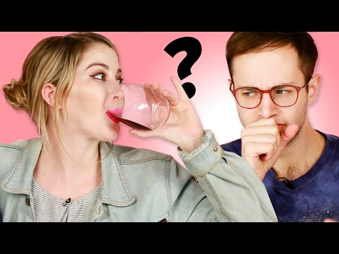 Thumbnail: Drunk Friends Try To Solve Riddles