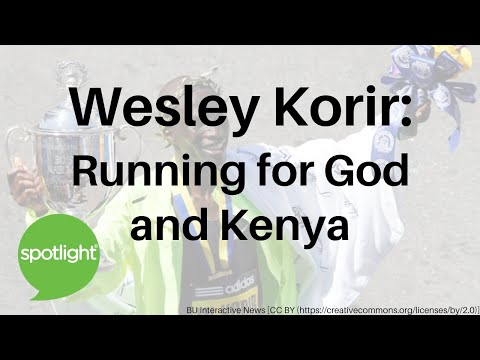 """wesley-korir:-running-for-god-and-kenya""---practice-english-with-spotlight"