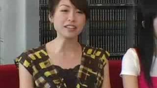 月イチ☆central TV 第4回 出演者:横井三千、渡辺万弓 二人ともMC、内...