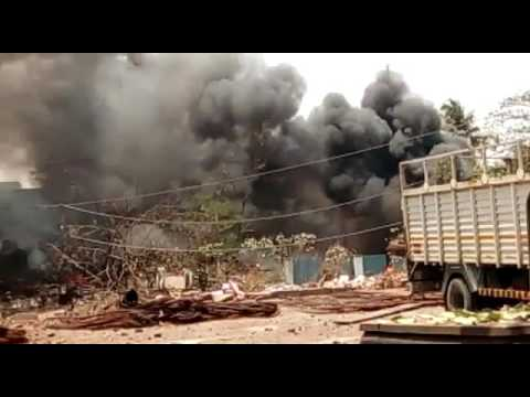 Dombivli blast in MIDC