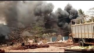 قتلى وجرحى بانفجار في مصنع كيماويات في الهند