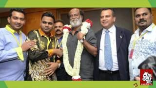 Kabali team in malaysia-Popcornreel   பாப்கார்ன் ரீல் - கபாலி டீம் மலேசியாவில்..