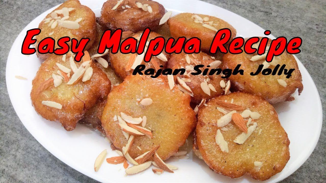 Easy malpua recipe mawa malpua recipe how to make malpua easy malpua recipe mawa malpua recipe how to make malpua dessert recipes holi special recipes thecheapjerseys Images