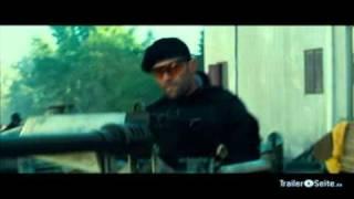 The Expendables 2 | offizieller Trailer - Deutsch / German [HD]