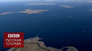 видео Курильские острова. Остров Кунашир и остров Итуруп.