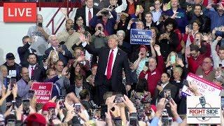 LIVE: President Trump Speaks at Rally in Biloxi, MS 11-26-2018
