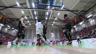 Aaron Jones Finland Basketball part 1