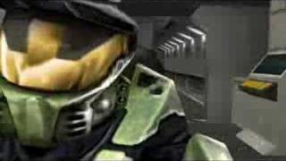 halo 3 master chief `s real face ^^
