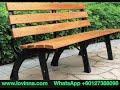 Lovinna Garden Bench (Malaysia) www.lovinna.com   WhatsApp +60127388098