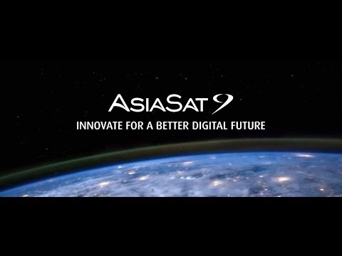 AsiaSat 9 - Innovate for a Better Digital Future