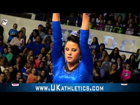 Kentucky Wildcats TV: Gymnastics Excite Night Highlights