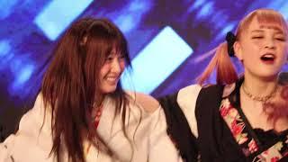 日本歌唱组合Ladybaby来马的精彩表演 Ladybabyはマレーシアで演奏した。...