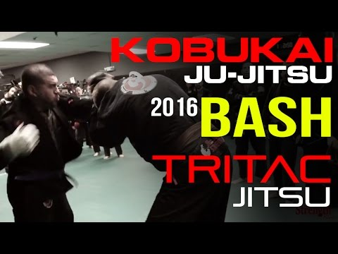 Kobukai Ju-Jitsu / TRITAC Holiday Bash Highlights 2016