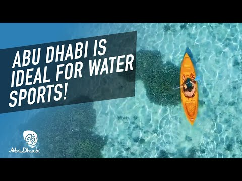 Cool water sports adventures in Abu Dhabi   Discovery