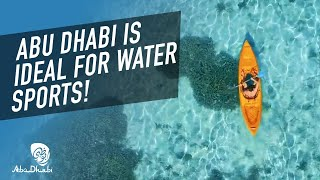 Cool water sports adventures in Abu Dhabi | Discovery