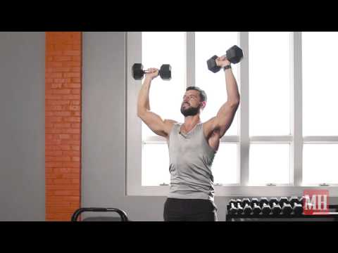 How to do the Arnold Press