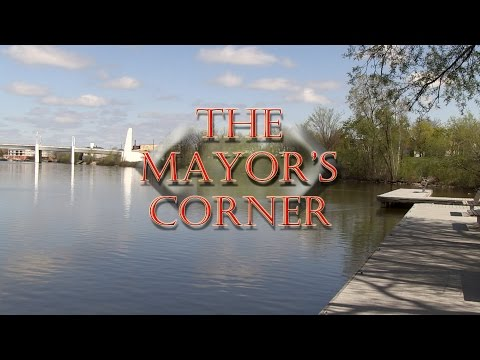 The Mayor's Corner - Geographic Information Systems