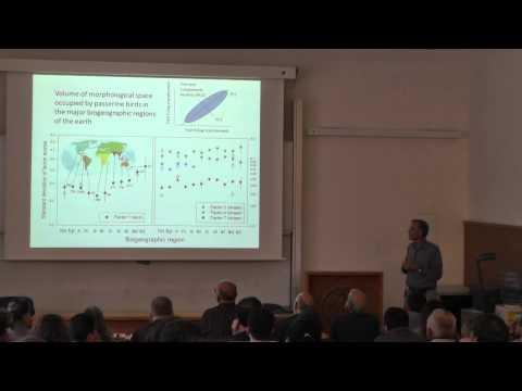 Biologické čtvrtky ve Viničné; R. E. Ricklefs: Why we need evolution and biogeography, přednáška