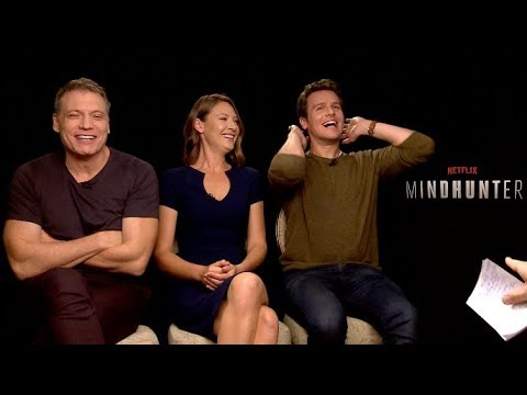 MINDHUNTER Netflix s  Jonathan Groff, Holt McCallany, Anna Torv